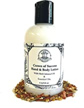 Crown of Success Hand & Body Lotion for Prosperity & Success