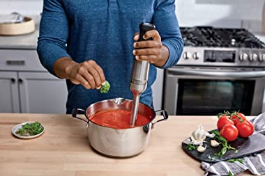 Vitamix Immersion Blender, Stainless Steel, 18 inches