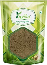 YUVIKA Brahmi Booti Powder – Bacopa Monnieri Linn – Centella Asiatica Linn – Indian Pennywort 400 GM Estimated Price : £ 22,49