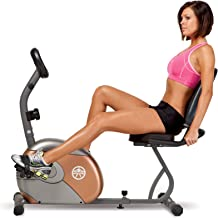 Best marcy recumbent exercise bike with resistance Reviews