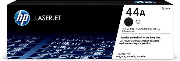HP 44A Black Original LaserJet Toner Cartridge - CF244A