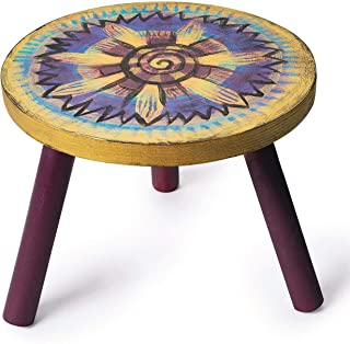 Best unfinished three legged stool Reviews