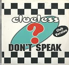 Clueless: Don't Speak 12