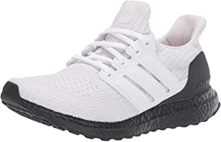 adidas Men's Ultraboost White/Black Shoes - DB3197
