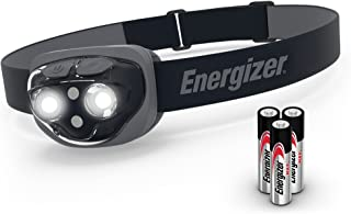 Energizer Amazon Vision Ultra 360 Head Torch, Black, Headlight (Batteries Included)