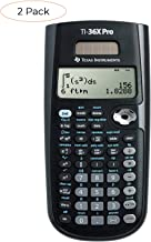 $46 » Texas Instruments TI-36X Pro Engineering/Scientific Calculator (Twо Расk)