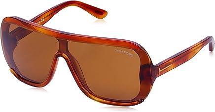 02d90b93ede1 Sunglasses Tom Ford FT 0559 Porfirio- 02 53E blonde havana/brown