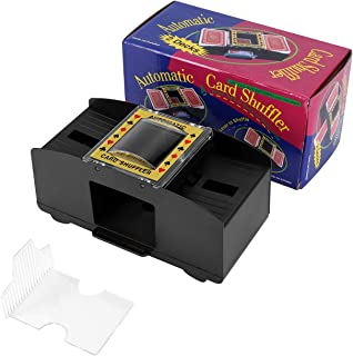 LTXDJ Kartenmischmaschine, Automatischer Kartenmischer Automatischer..