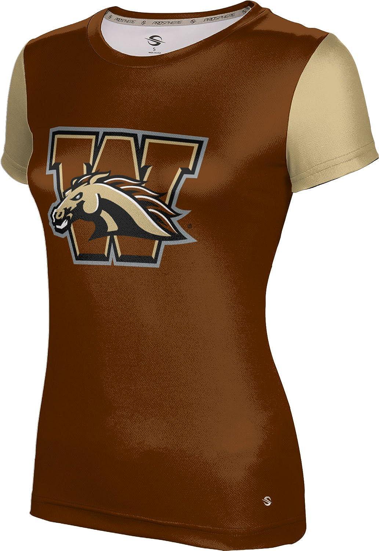 ProSphere Western Michigan University Girls' Performance T-Shirt (Crisscross)