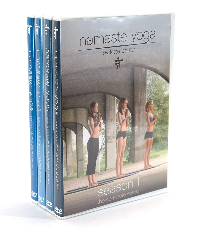 2021 autumn and winter new Namaste Yoga: Challenge the lowest price Season 1 Box 4 - Set