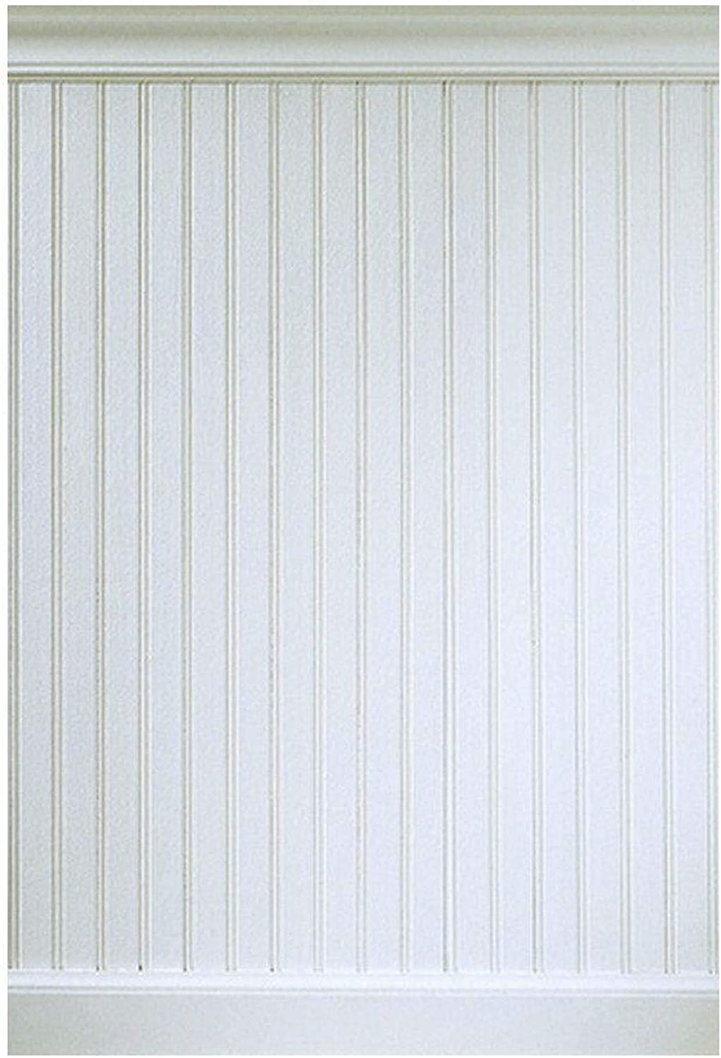 Manor Challenge the lowest price of Japan ☆ House 8 Linear ft. Mesa Mall Overlapping Wainscot Paneling Kit MDF
