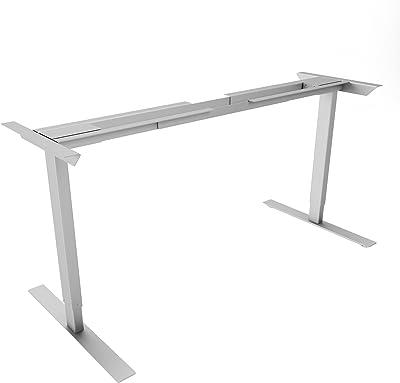 WeberBÜRO Tischgestell ergonomischer Schreibtisch elektrisch elektronisch höhenverstellbar