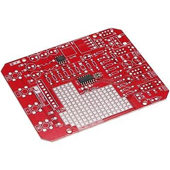 Vislone DSO138 2.4 TFT Oscilloscope num/érique de poche poche Kit pi/èces dAUTOR/ÉPARATION apprentissage /électronique 1M/éch Set
