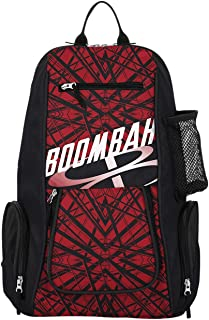 Boombah Spike Shatter Volleyball Backpack - Multiple Color Options