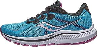 Saucony Omni 20 Hardloopschoen voor op de weg voor Vrouwen Lichtblauw