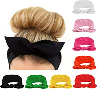 Habibee Women Headbands Turban Headwraps Hair Band Bows...