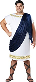 Men's Size Grecian Togaadult Plus