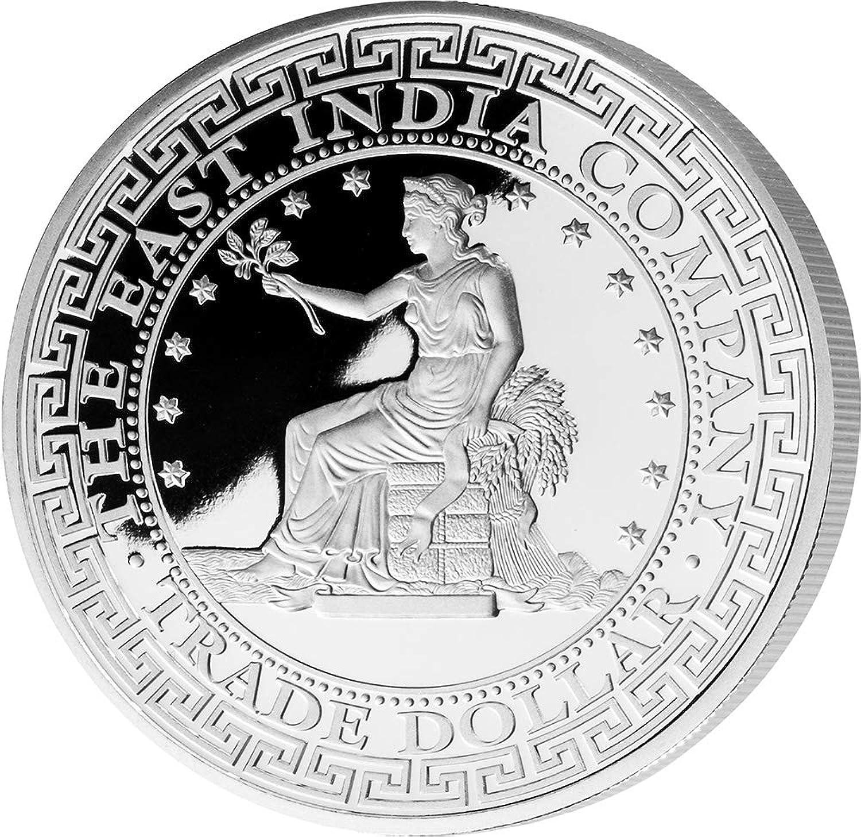 bajo precio del 40% Power Coin US Estados Unidos Trade Dollar 1 Oz Moneda Moneda Moneda Plata 1  Niue 2019  bienvenido a elegir