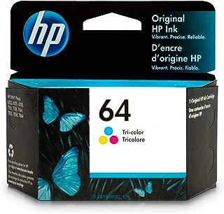 hp 64 tri color