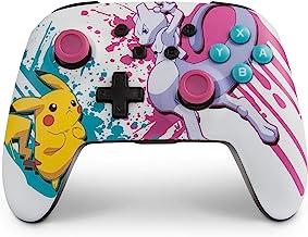 Controle Sem Fio PowerA para Nintendo Switch - Pokemon Battle
