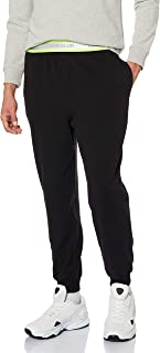 Calvin Klein Pajama Bottoms for Men, Black - M