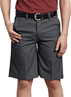 Dickies Boys Flexwaist Flat Front Short