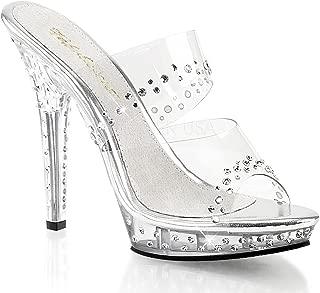 Fabulicious Women's Lip 102RS Dress Sandal