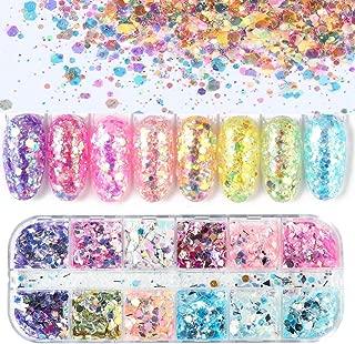 flakes nail polish