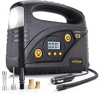 AUTLEAD C5 Compresor Aire Coche, 40L/Min Compresor de Aire