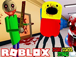 Clip: Roblox Scary School Stories