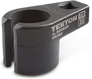 TEKTON 47749 3/8-Inch Drive by 7/8-Inch (22 mm) Offset Oxygen Sensor Socket