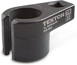 TEKTON 47749 3/8-Inch Drive by 7/8-Inch (22 mm) Offset Oxygen Sensor Socket