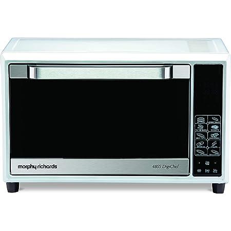 Morphy Richards 510049 48 Liters Oven Toaster Griller, Silver