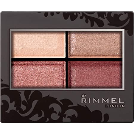 Rimmel (リンメル) ロイヤルヴィンテージ アイズ 017 アイシャドウ セピアピンク 4.1g