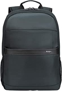 Targus GeoLite Advanced Modern Backpack with Protective Sleeve for 12-15.6-Inch Laptop, Black (TSB96201GL)