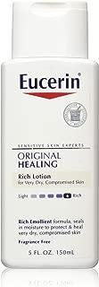 Eucerin Original Healing Soothing Repair Lotion, 16.9 Ounce Bottle 5盎司