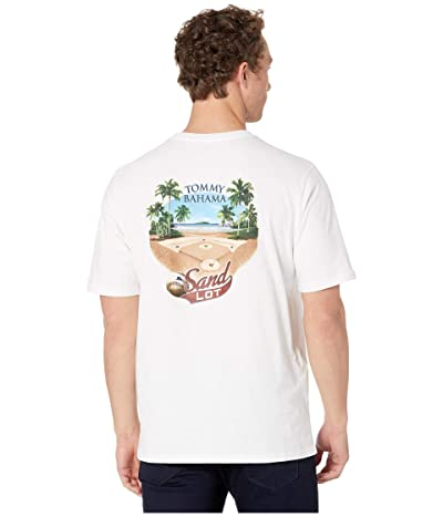 Tommy Bahama Sand Lot Tee (White) Men
