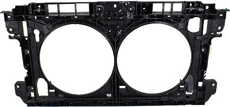 Garage-Pro Radiator Support for NISSAN MAXIMA 09-14/ALTIMA 10-13 Plastic Black Composite Coupe/Sedan