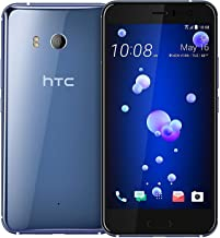 HTC U11 128GB Dual SIM Model - Factory Unlocked Phone - International Version - GSM ONLY, NO Warranty in The US (Amazing S...