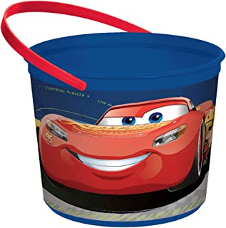 """Disney©""""Cars 3"""" Container, Party Favor"""