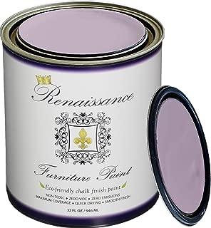 Retique It Chalk Finish Paint by Renaissance - Non Toxic, Eco-Friendly Chalk Furniture & Cabinet Paint - 32 oz (Quart), Everlasting