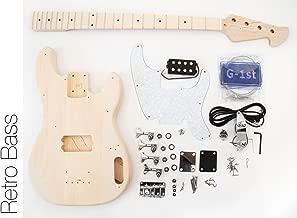 DIY Electric Bass Guitar Kit - 70s TL Bass Build Your Own Bass Kit