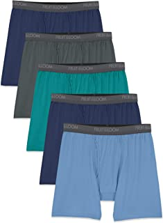 Men's Lightweight Micro-Stretch Boxer Briefs