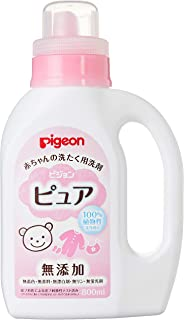 Pigeon Baby Laundry Detergent Pure Bottle, 800ml