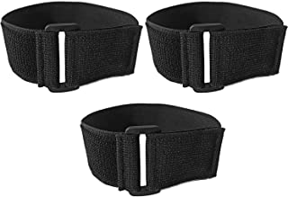 i2 Gear Universal Elastic Armband Straps for All Models of iPod with Silicone, Leather, PVC Case and Sport Arm Bags with A...