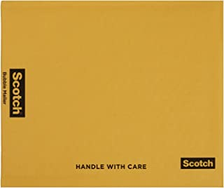 Scotch Bubble Mailer, 8.5 in x 11 in, Size #2, 10-Pack (7914)