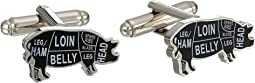 Cufflinks Inc. - Pork Butcher Cuts Cufflinks