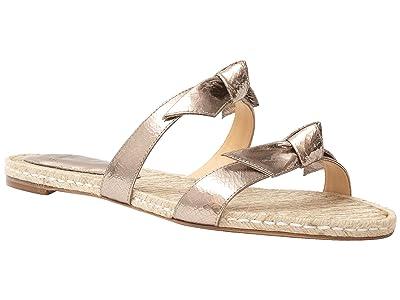 Alexandre Birman Clarita Braided Flat Leather
