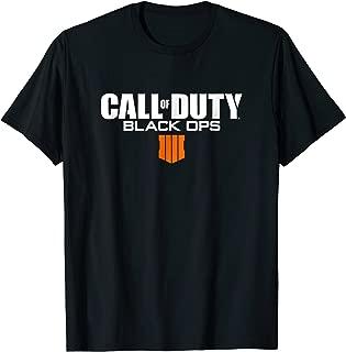 Black Ops 4 Logo T-Shirt