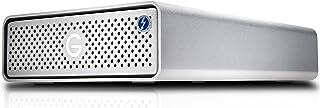 G-Technology G-Drive mit Thunderbolt 3 10 TB externe Festplatte (Desktop-Speicher, Thunderbolt 3, robustes Aluminiumgehäus...